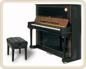 Billig pianoflytt Göteborg bild på ett piano